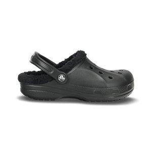 Crocs Black Ralen Lined Clog - Unisex | zulily