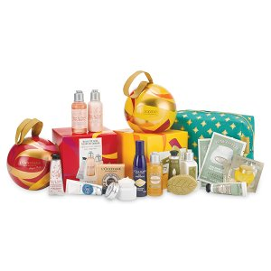 Buy 3 Get 1 Free + Up to 30% Off + Free Gift With $50 Purchase @ L'Occitane