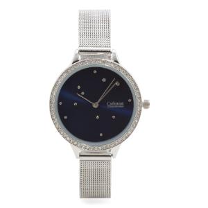 Women's Starry Crystal Accent Mesh Strap Bracelet Watch - Women - T.J.Maxx
