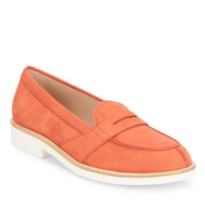 Tod's - Suede Penny Loafers - saksoff5th.com