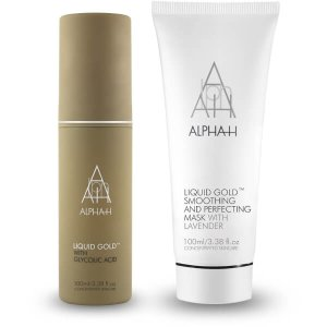 Alpha-H Liquid Gold Ultimate Resurfacing Duo (Worth £80.50) - FREE Delivery