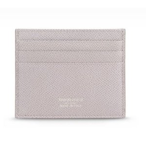 Giorgio Armani Women CREDIT CARD HOLDER IN PRINTED CALFSKIN - Armani.com