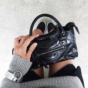 Up to 40% OffBalenciaga Women Handbags & Shoes  @ Rue La La