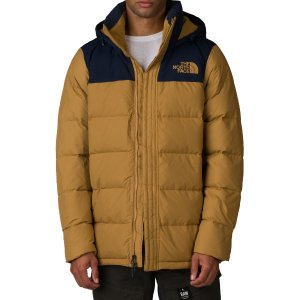THE NORTH FACE NUPTSE RIDGE PARKA - Dark Yellow | Jimmy Jazz - NF0A2TBS-LFP