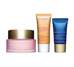 Up To Save $61 Clarins Value Sets @ Neiman Marcus