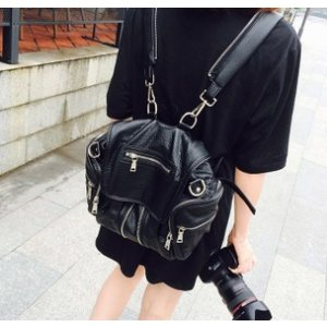 Alexander Wang Marti Mini Leather Backpack