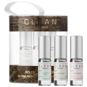 Reserve Rollerball Layering Trio Ornament - CLEAN | Sephora