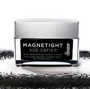 $37.5 + Free pore fefiner primer travel sizeMagnetight age- defier mask @ drbrandtskincare.com