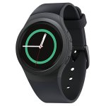 Samsung Gear S2 Smartwatch - Dark Gray (Certified Refurbished)