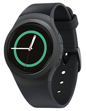 $99.99Samsung Gear S2 Smartwatch - Dark Gray (Certified Refurbished)
