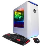 CYBERPOWER PC Gamer Panzer(i7-6700K, GTX1080 8GB, 32GB DDR4, 240GB SSD+2TB HDD, Liquid Cooling)