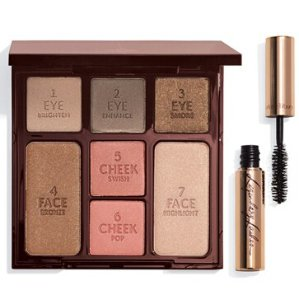 $75 Charlotte Tilbury 'Instant Beauty Palette - The Dolce Vita Look' 5-Minute Face On the Go ($147 Value) @ Nordstrom