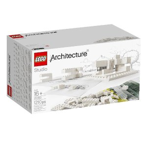 $127.96 LEGO Architecture Studio 21050 Playset