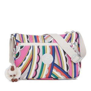 Callie Printed Handbag - Brightside | Kipling