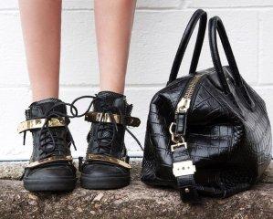 Up to 60% + Extra 10% Off Giuseppe Zanotti Women's Sneaker @ 6PM.com