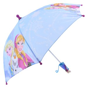 Girls Frozen Castle Umbrella | Frozen | Payless Shoes