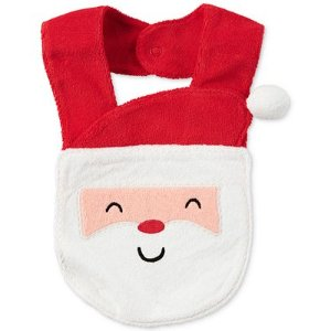Carter's Santa Bib, Baby Boys or Baby Girls (0-24 months)