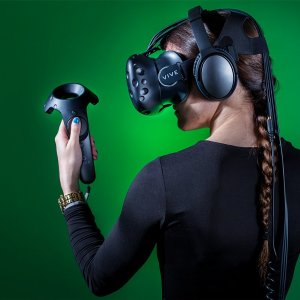 $699.99 HTC VIVE Virtual Reality System