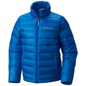 Youths Airspace Down Jacket Warm Reflective