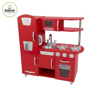 KidKraft Vintage Kitchen in Red @ Amazon