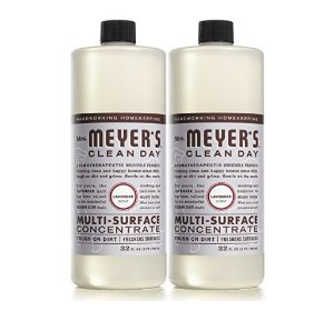 $11.27 MRS MEYERS Multi-surface Concentrate, Lavender, 64 Fluid Ounce
