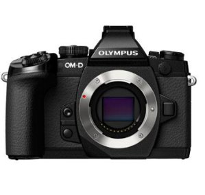 Olympus OM-D E-M1 Mirrorless Micro Four Thirds Camera Body Only