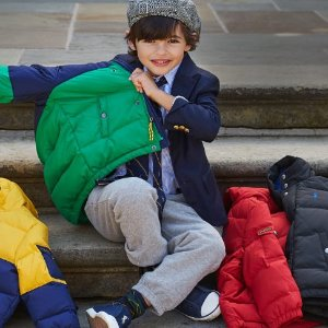 Extra 20% Off On Kid and Baby Styles Columbus Day Sale @ Ralph Lauren