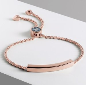 Free Shipping and Free EngravingCelebrate Chinese Valentine's Day @ Monica Vinader
