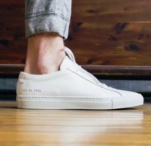 From $395 Common Projects  @ Barneys New York