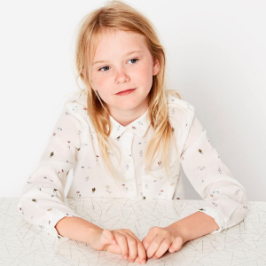 Printed shirt - GIRL-SPECIAL PRICES-KIDS | ZARA United States
