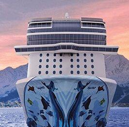 $699+7-Night Alaska Cruise w/Norwegian