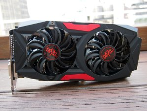 $139.99(原价$184.99)PowerColor RED DEVIL Radeon RX470 4GB 显卡