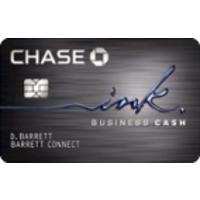 Earn $300 bonus cash back Ink Cash® Business Credit Card