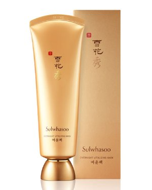 $50 Off $200 Sulwhasoo Overnight Vitalizing Mask @ Neiman Marcus Dealmoon Exclusive!