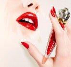 $76.5(Org.$85) Christian Louboutin Loubilaque Rouge Louboutin Lip Lacquer @ Saks Fifth Avenue