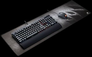 Corsair Gaming MM300 Anti-Fray Cloth Gaming Mouse Pad, Extended