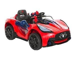 Spiderman 6-volt Super Electric Ride-On Car