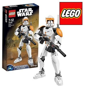 LEGO Star Wars 75108 Clone Commander Cody Building Kit