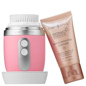 Clarisonic Mia Fit Daily Sonic Cleansing - Pink - Skinstore
