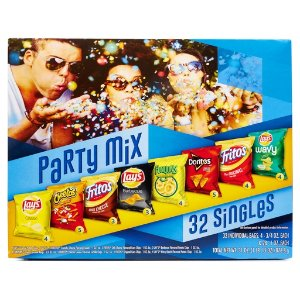 Frito-Lay Party Mix 32 Count - Variety Pack