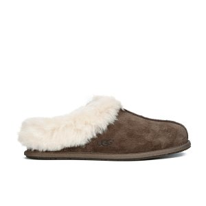 UGG Women's Moraene Slippers - Espresso - FREE UK Delivery