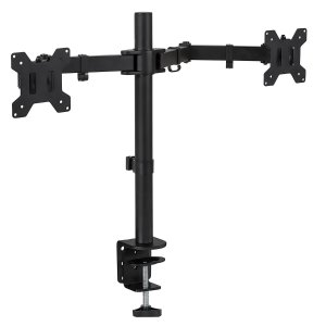 Mount-It! Dual Monitor Desk Stand Mount