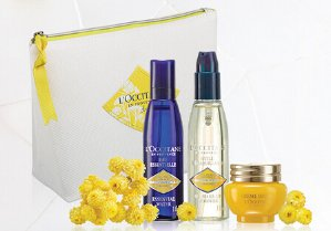 3 Free Deluxe Minis with Orders over $120 @ L'Occitane