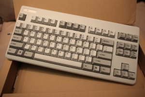 JPY 20,314($190 shipped) Realforce 87U Tenkeyless English Layout