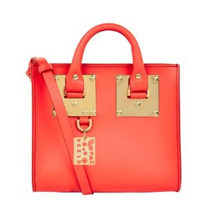 Sophie Hulme Small Albion Box Tote Bag