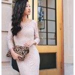 Diane von Furstenberg Zarita Lace Scoopneck Dress Sale @ Saks Fifth Avenue