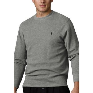 Polo Ralph Lauren Long-Sleeved Crewneck Thermal