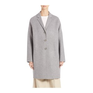 Acne Studios Wool & Cashmere Peacoat