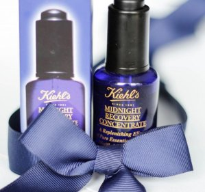 $46+Up to Free 5 Deluxe Samples Midnight Recovery Concentrate @ Kiehl's
