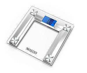 From $14.99 Mosiso High Accuracy Digital Bathroom Scale